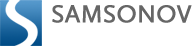 Samsonov IT Services Logo